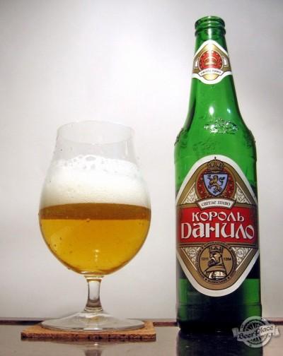 Дегустация пива Король Данило