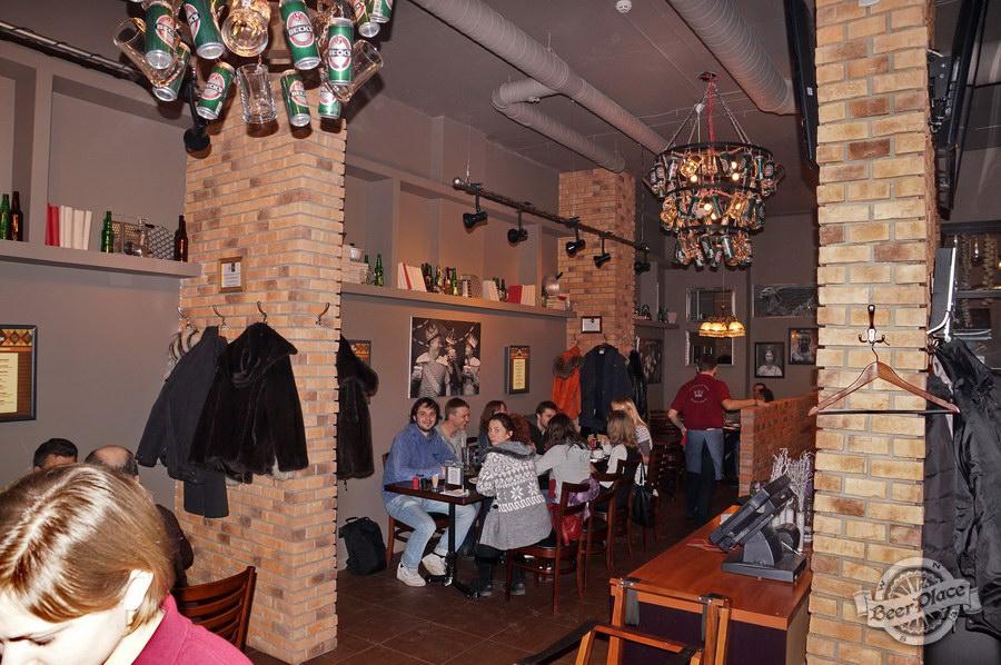 Обзор паба-ресторана Короли Колбас и Пива. Коптильный цех