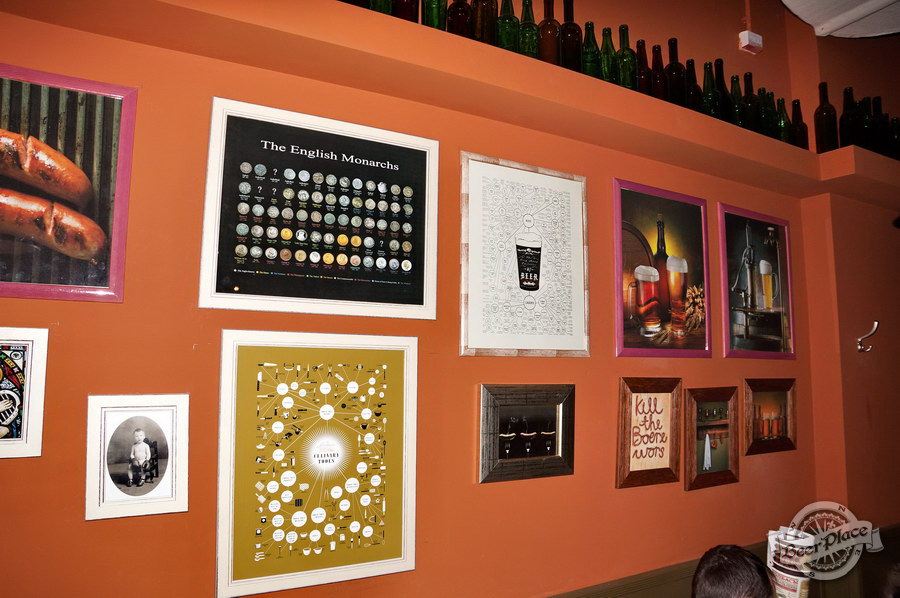 Обзор паба-ресторана Короли Колбас и Пива. Поднимаем пивную культуру