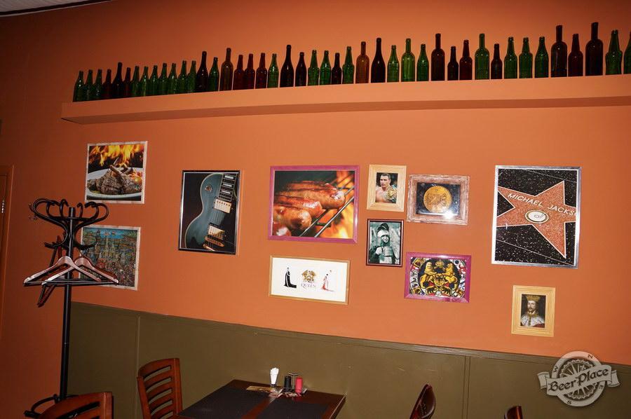 Обзор паба-ресторана Короли Колбас и Пива. Сосисочки