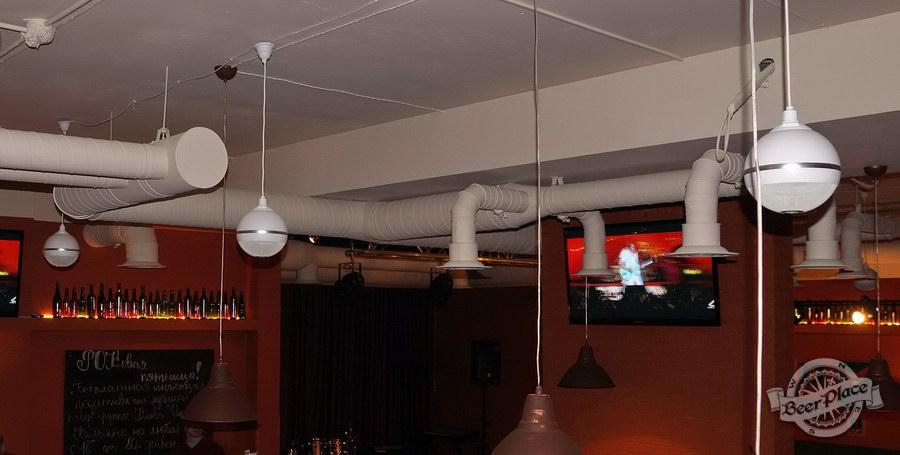 Обзор паба-ресторана Короли Колбас и Пива. Динамики
