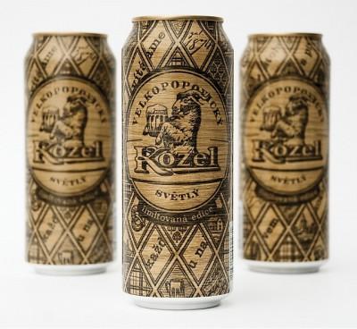 Дизайн пива Velkopopovicky Kozel Svetly от Efes Ukraine получил престижную награду