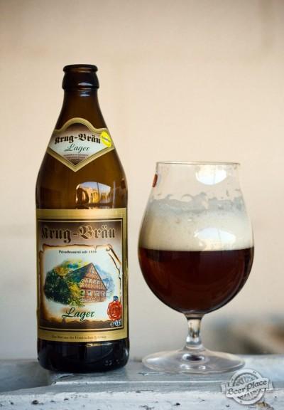Дегустация пива Krug-Bräu Lager