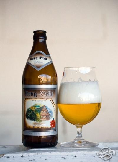 Дегустация пива Krug-Bräu Pilsner