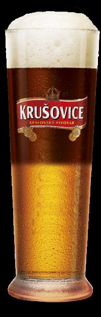 Резаное пиво Крушовице