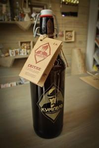 Львовская пивоварня Кумпель начала разливать пиво в стекло