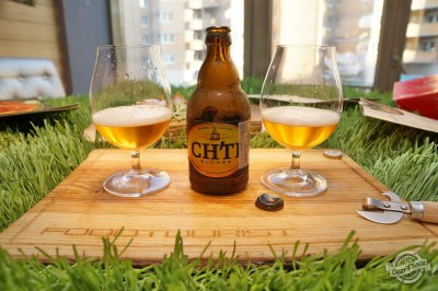 Дегустация пива La Goudale и CHTI Blonde в FoodTourist