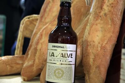 Хлеб с добавлением пива от La Salve