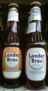 Lander Bräu - новое голландское пиво в Украине