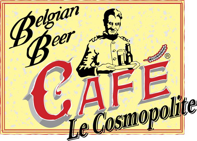 Киев. Бельгийское пивное кафе Le Cosmopolite