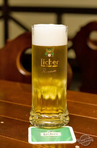Дегустация пива Licher