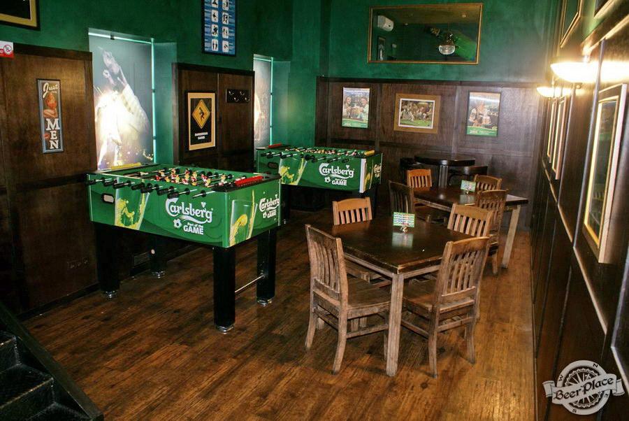 Обзор Лаки Паб | Lucky Pub. Фото. Первый зал. Игровой зал