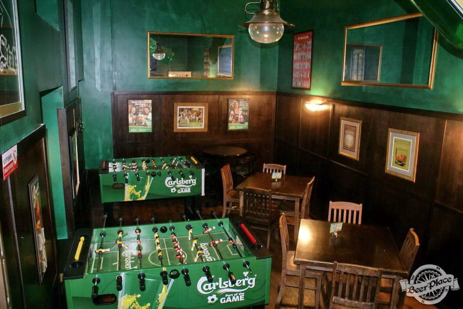 Обзор Лаки Паб | Lucky Pub. Фото. Игровой зал