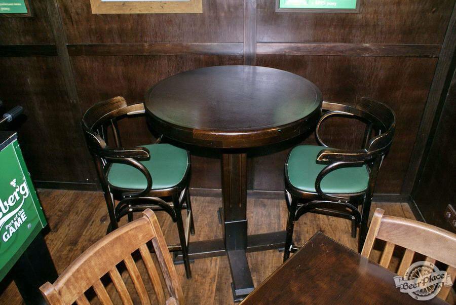 Обзор Лаки Паб | Lucky Pub. Фото. Игровой зал. Самый лучший столик