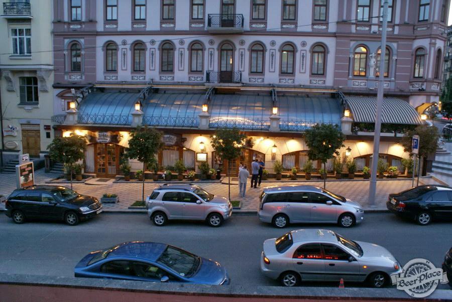 Обзор Лаки Паб | Lucky Pub. Фото. Вид из окна