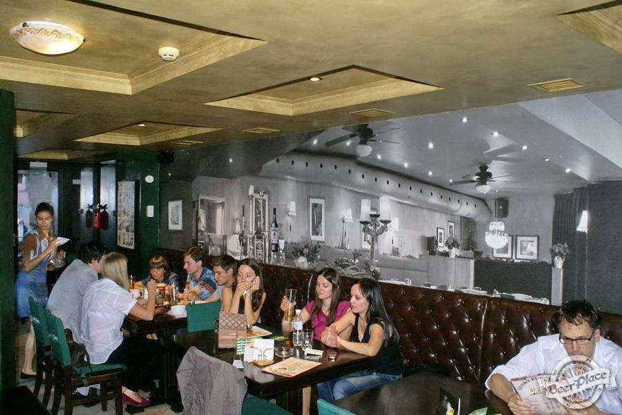 Обзор Лаки Паб | Lucky Pub. Фото. Второй этаж. Визуальный эффект