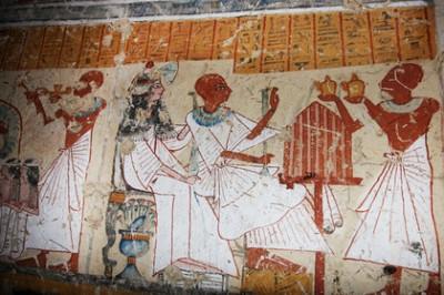 В Луксоре нашли гробницу древнеегипетского пивовара