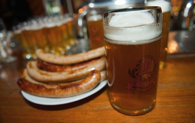 Жигулевское от одесской пивоварни Люстдорф