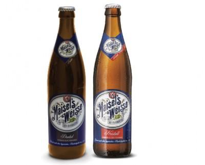 Акция на пшеничное пиво Maisel's Weisse в Сильпо
