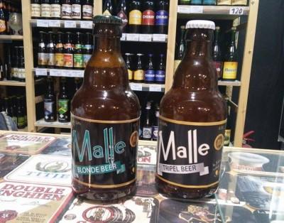 Malle - новое пиво из Обухова