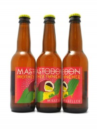 Mastodon Mother Puncher - пиво от Mikkeller для Mastodon