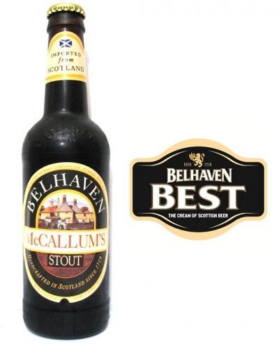Belhaven Best & McCallums Stout снова в Натюрлихе