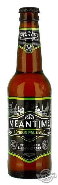 Meantime London Pale Ale - еще одна новинка от Goodwine