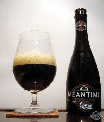 Дегустация Meantime Chocolate Porter