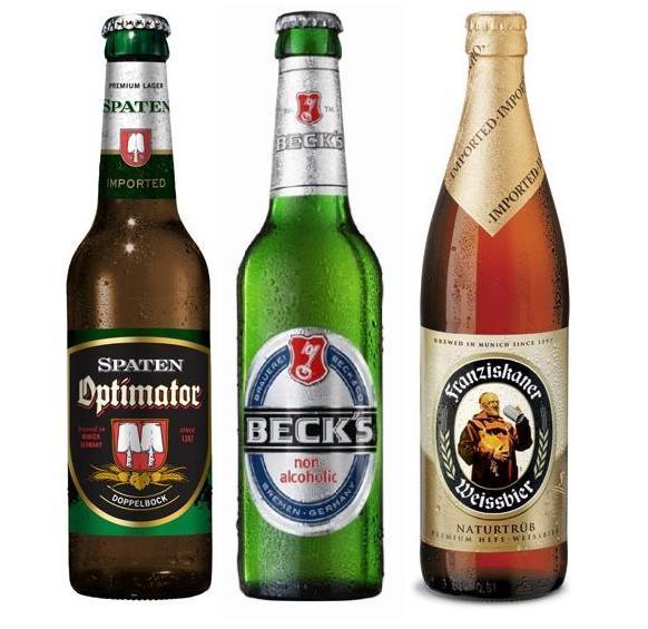 Акции на пиво в МегаМаркетах