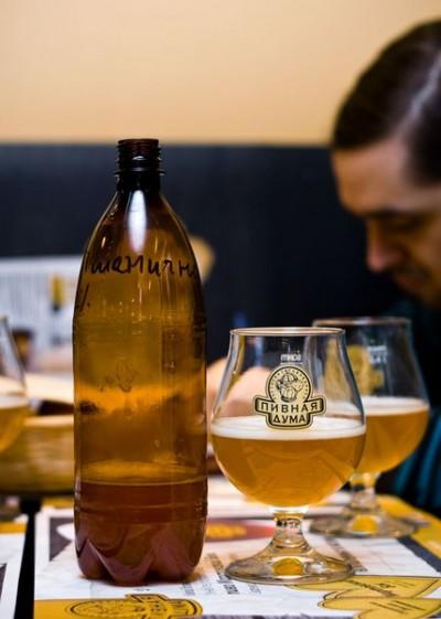 Дегустация пива Пшеничное от MehovShik