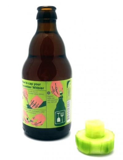 Cucumber Witbier - огуречный бланш от Mikkeller