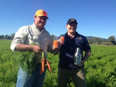 The Wabbit Saison - морковное пиво из Австралии