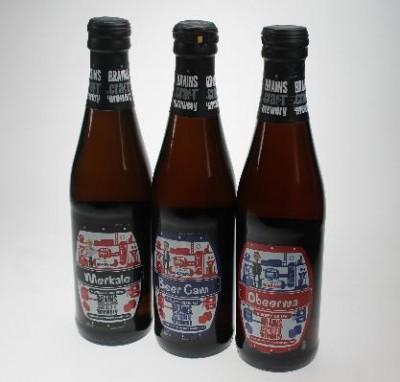 Brains выпустили пиво в честь саммита НАТО