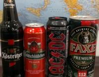 Много нового пива в Пивной карте