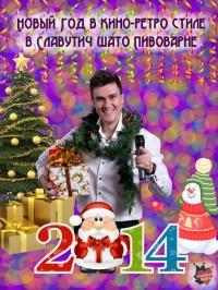 Новый год в Славутич Шато