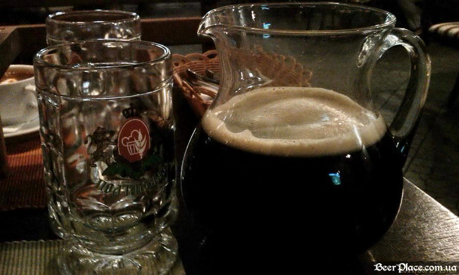 Пивной клуб Натюрлих. Краш тест. Пиво