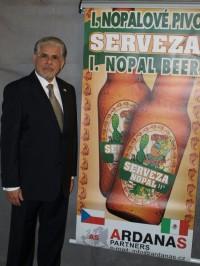 Новое чешское пиво из мексиканского кактуса