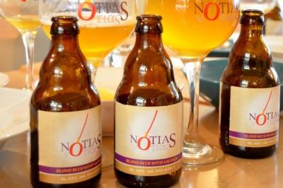 Notias - греческая новинка от Chimay