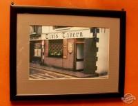 Обзор ирландского паба OBriens. Картинки на стенах