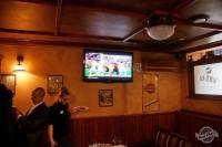 Обзор ирландского паба OBriens. Телевизоры на 1-м этаже