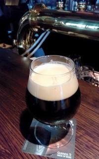 Овсяный стаут - еще один сезонный сорт от ирландского паба To Dublin