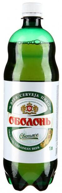 Пиво Оболонь начали ворить в России