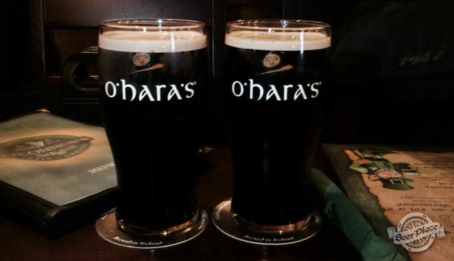 Краш-тест паба O'Connor's | О'Коннор'С