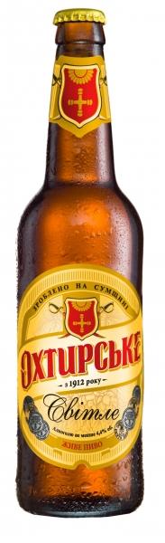 Охтирське світле - очередной гость фестиваля регионального пива в PIVBAR