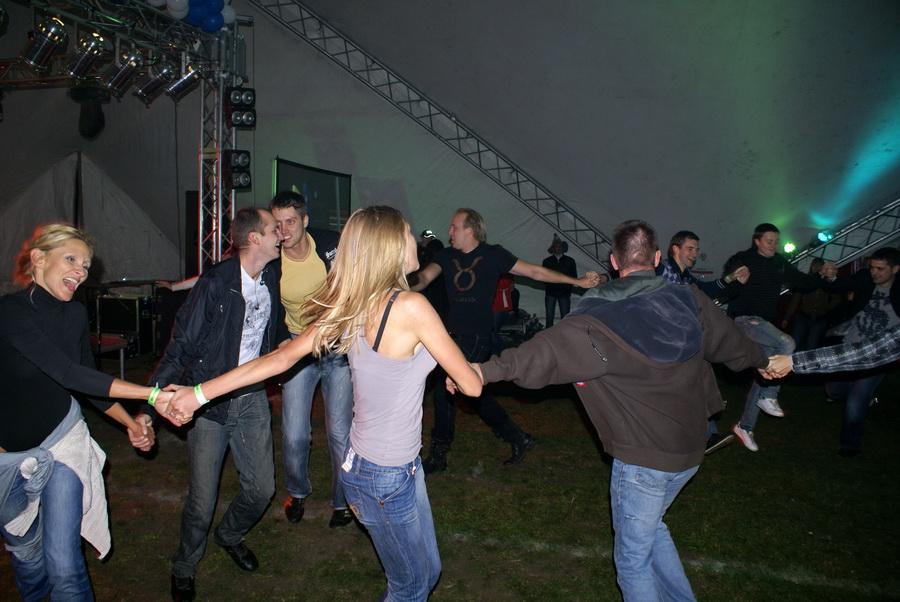 Фото Октоберфеста 2010 в Киеве. Танцы