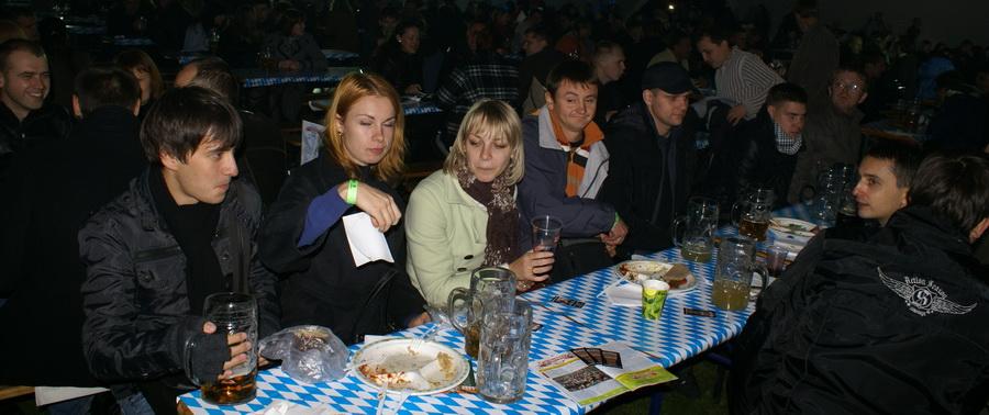 Фото Октоберфеста 2010 в Киеве. Лица фестиваля
