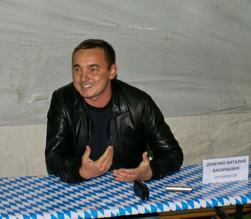 Фото Октоберфеста 2010 в Киеве. Виталий Дубенко