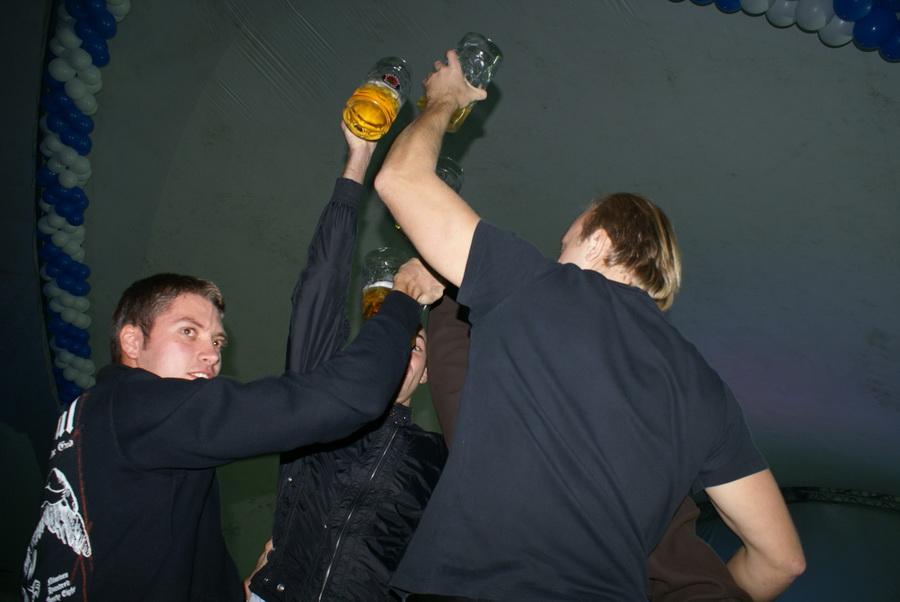 Фото Октоберфеста 2010 в Киеве. Пиво