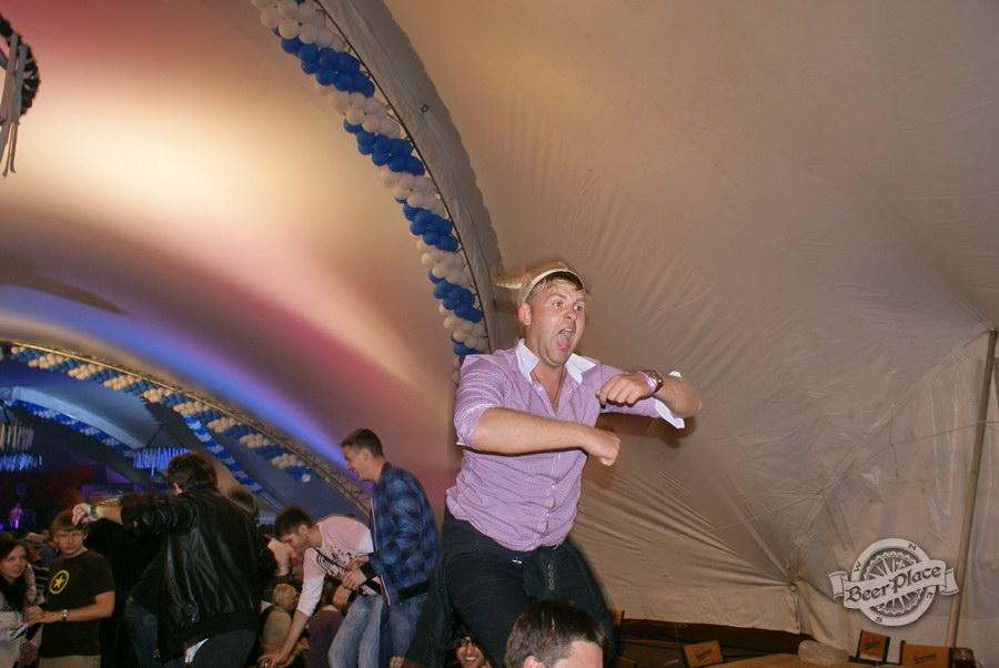 Октоберфест 2011 в Киеве на Евробазаре. Фото. День 2