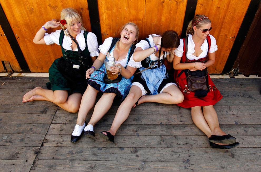 Фото Oktoberfest Munich 2011 | Wiesn Munchen 2011 | Октоберфест Мюнхен 2011